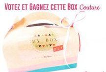 MY BOX DIY by Fifi Jolipois / Découvrez les créations de nos blogueuses réalisées à partir du contenu MY BOX DIY by Fifi Jolipois différente chaque mois !