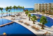 Dreams Riviera Cancun Resort & Spa / Cancun, Mexico all-inclusive luxury beach resort, the Dreams Riviera Cancun Resort is perfect for the whole family. Treat yourself to a fun filled ocean front all inclusive family vacation. Have questions...give us a call! Go Dream Vacations http://www.godreamvacations.com/dreamsrivieracancunresortspa