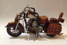 Motorsiklet ve arabalar / Motorsiklet ve araba modelleri