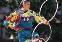 Native American Things / I'm Native American, though I wasn't brought up in that manner. I would love to get to know that part of my family. I think the culture is beautiful.