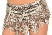 Belly Dancing Outfits & Chainmaille (I know they're different, but in the same general area)