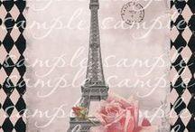 CARDS - Paris