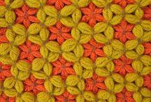 wow.....crochet stitches! / all crochet stitches!