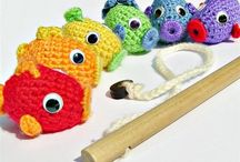 Crochet=Cutest! / small little tiny crafts with crochet!