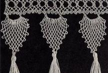 Turkish Needle Lace (Oya)