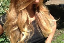 Ombre, sombre and balayage