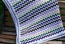 BOS: Beautiful Afghans / Stay warm or add some style to any room with this fantastic collection of Crochet and Knit Afghan patterns from The Battle of the Stitches Challengers, Judges, Admin & Sponsors.
