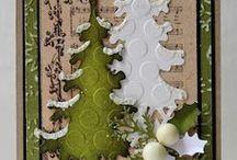 CARDS - Christmas STROMKY