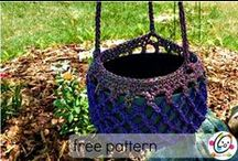 BOS: Free Crochet Patterns from the Battle of the Stitches Challengers / Get to know the Battle of the Stitches designers by working up some of their FREE Crochet Patterns found here