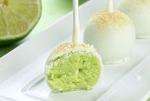 *{Food} Cake Pops / Who does't love Cake Pops? I keep a collection of ideas and recipes here! / by Cami @ The Crafting Nook