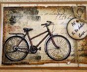 CARDS - Bicykle