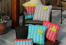BOS: For the Home / Fill your home with some wonderful Handmade items designed by The Battle of the Stitches Challengers, Admin, Sponsors and Judges!  This collection of Crochet and Knit patterns is perfect for your own home or to work up gifts of love for Birthdays, Holidays or just because.