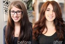 Before & Afters / Amazing transformations by our stylists!