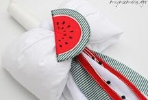 Watermelon party/christening