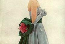 old dress / old dress