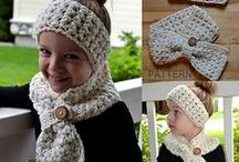 BOS: Fall & Winter Warmth crochet patterns / From Fingerless gloves, cowls, scarves, shawls, ponchos and anything else to keep you warm during the cooler months, you'll find amazing crochet patterns specifically for that purpose here!