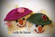 BOS: Halloween Crochet with the Battle of the Stitches / Enjoy all the fun Crochet Patterns and other projects for Halloween with the Battle of the Stitches Alumni, Judges and Admin.