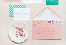 invitations & weddings