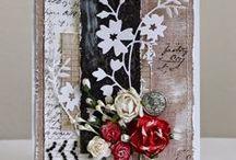 CARDS - Flower Paradise - Cvetočnyj raj