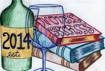 Novel Spirits / Book ideas, recipes, drinks, field trip ideas, whatever you want to add go ahead.