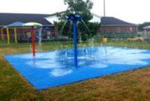 CL Splash Pads