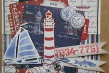 CARDS - MARINE, SEA