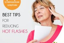 Macafem - All about Menopause Symptoms / Learn all about Menopause Symptoms. Macafem is an herbal supplement whose nutrients nourish and stimulate the hormonal glands. By balancing hormone levels, it promotes healthy body functions, relieving menopause symptoms, as well as other hormonal disorders.