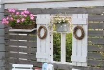 (My) garden / Moje vysněná zahrada