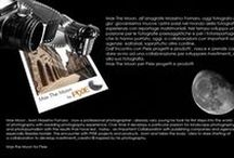 """Max The Moon per Pixie progetti & prodotti / La fotografia come ispirazione; rivestimenti_creativi© a basso spessore nati dagli """"scatti"""" di Max The Moon."""