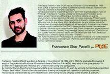 Francesco Skar Pacelli per Pixie progetti & prodotti / rivestimenti_creativi©, a basso spessore