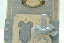 CARDS - BABY boy