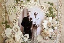 CARDS - Wedding VINTAGE