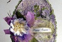 CARDS - Dorota_mk Easter