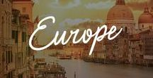 Europe / Travel to Europe and explore the arts, culture, architecture and beauty of this beautiful paradise.
