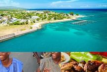 Jamaica / Jamaica may be best known for its pristine beaches but there's so much more to experience on this extraordinary island.  Whether you're interested in rich nightlife, sampling exotic food or exploring trills in the jungle, you can create your own unique paradise here – and return home with shareworthy stories and lasting memories.  Learn about the unique culture of Jamaica while you immerse yourself in a world full of rhythm, flavor and adventure!