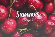 Summer Recipes / Brighten up your summer with these delicious recipes filled with colour and flavour. Check out our new ideas for simple, fresh and original recipes that will delight the whole family.