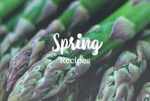 Spring Recipes / Winter's chill is over, but summer's heat is still far away. It's time for food that's perfect for spring, with fresh flavours and new discoveries. Explore our springtime recipe ideas!