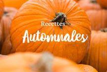 Recettes Automnales / Fini le manque d'inspiration, les lunchs ordinaires ou les soirées pâtes au fromage. Découvrez, cet automne, nos recettes simples, rapides, réconfortantes et originales pour une saison haute en couleur!
