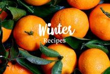 Winter Recipes / It's time for comforting recipes to enjoy around the fire, at a ski chalet or tucked up in bed. Check out our easy winter meal ideas featuring seasonal ingredients!