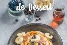 Recettes de Desserts / À tous les gourmands, découvrez notre sélection de desserts et sucreries. Fruits, chocolat, crème, érable, caramel, il y en a pour tous les goûts!