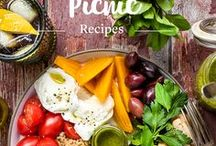 Picnic Recipes / Planning a picnic has never been so easy! Whether you're off to the park or going camping, we have oodles of ideas for recipes to take with you. Discover our selection of perfect summertime recipes!