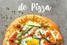 Recettes de Pizza / Redécouvrez les classiques italiens avec nos recettes de pizza maison au four ou au BBQ. Que ce soit pour les lunchs, les dimanches en famille ou les soirées films, notre sélection d'idées satisfera toutes les papilles.