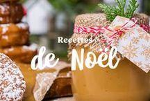 Recettes de Noël / Noël est la meilleure occasion de gâter vos invités avec des mets festifs et plein de saveurs. Découvrez des idées de recettes originales pour des repas en famille tout simplement mémorables.
