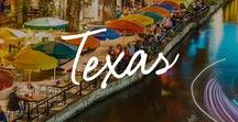 Texas / Check out all of the adventure, great food and fun you can have in the Lone Star state!