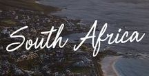 South Africa / Southern Africa is the southernmost region of the African continent, variably defined by geography or geopolitics, and including several countries.