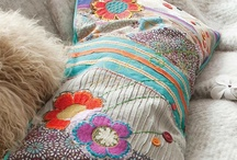 PATCHWORK INSPIRATION / by Margrit Gass