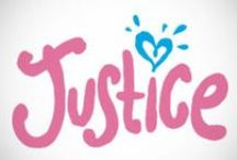 Justice Clothes / My Favorite Justice Stuff / by Kay Moriarty
