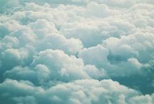 Water & Horizons & Clouds & Beaches