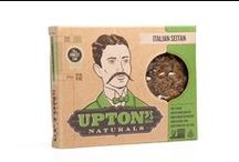 Upton's Naturals | Italian Seitan / Creations using Upton's Naturals Italian Seitan