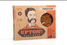Upton's Naturals | Chorizo Seitan / Creations using Upton's Naturals Chorizo Seitan